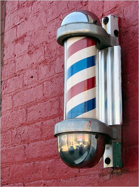 barber pole